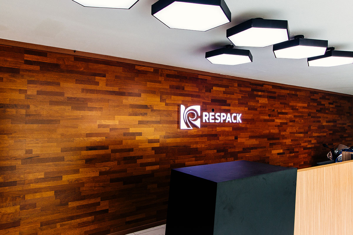 Respack Manufacturing Project
